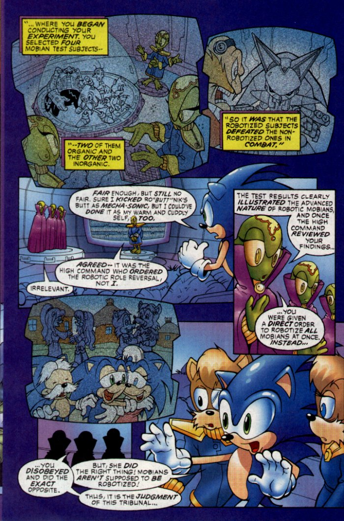 Sonic - Archie Adventure Series January 2004 Page 16