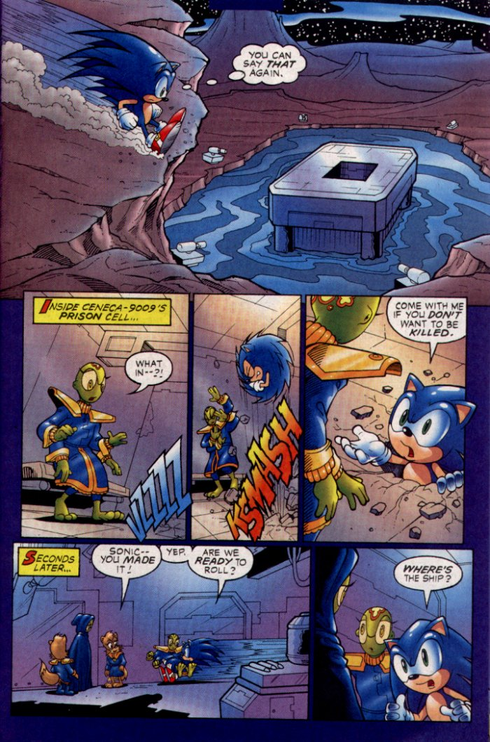 Sonic - Archie Adventure Series January 2004 Page 20