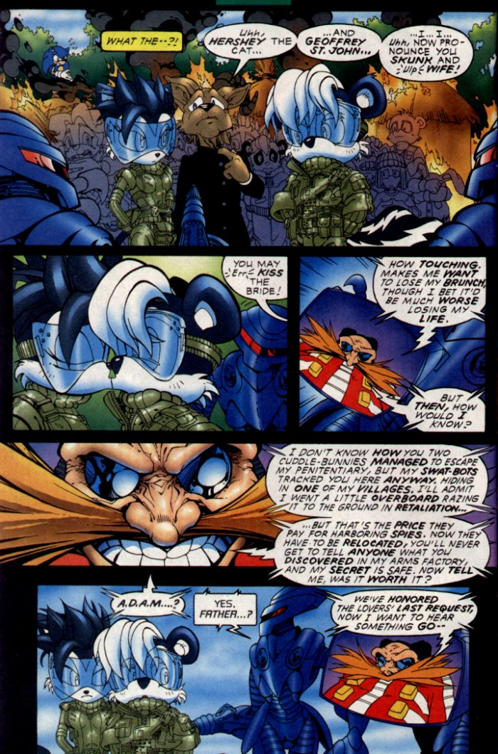 Sonic - Archie Adventure Series February 2004 Page 4