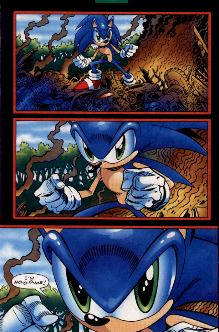 Sonic - Archie Adventure Series February 2004 Page 7