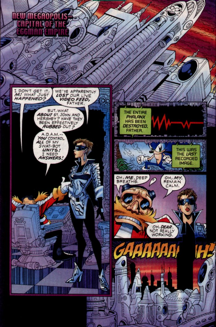 Sonic - Archie Adventure Series February 2004 Page 9