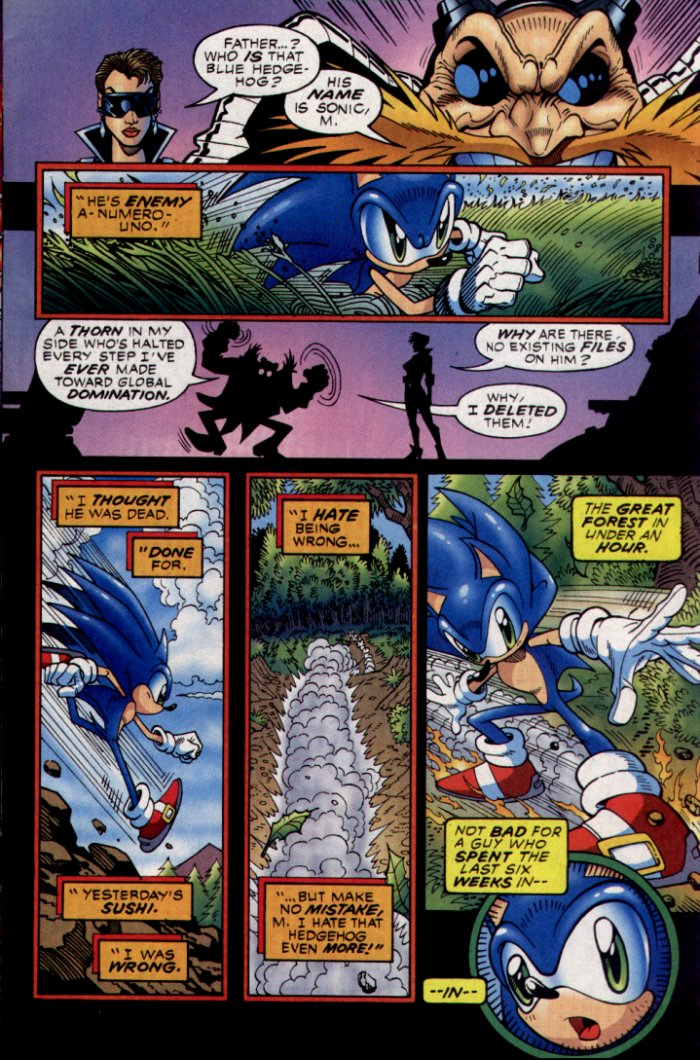 Sonic - Archie Adventure Series February 2004 Page 10
