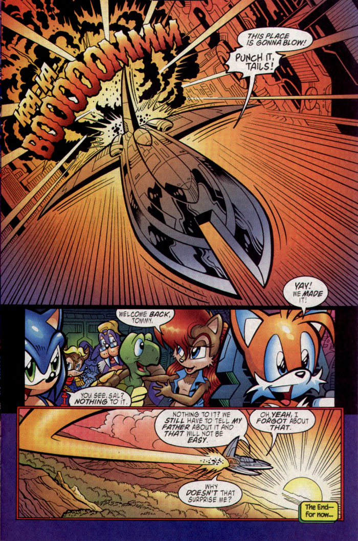 Sonic - Archie Adventure Series August 2004 Page 12