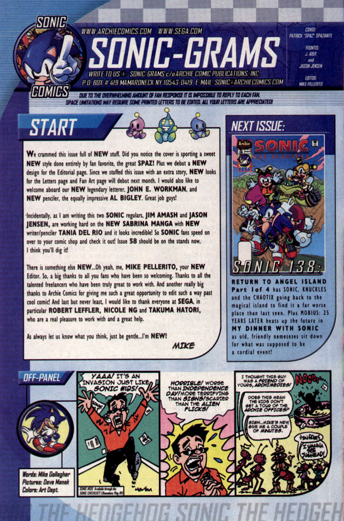 Sonic - Archie Adventure Series August 2004 Page 28