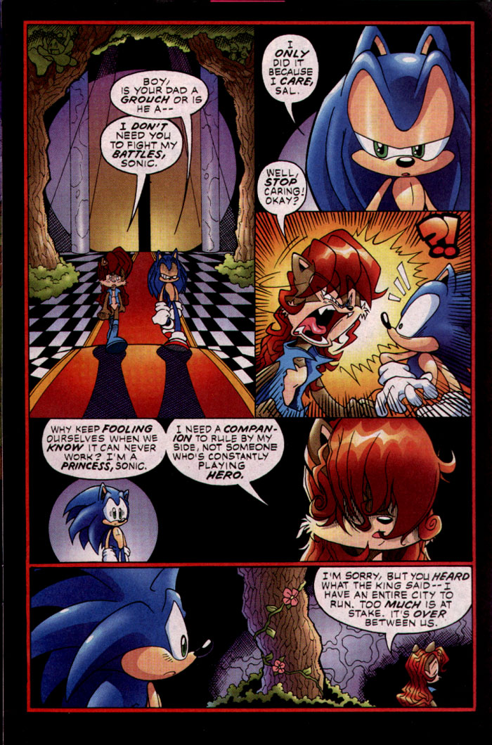 Sonic - Archie Adventure Series September 2004 Page 3