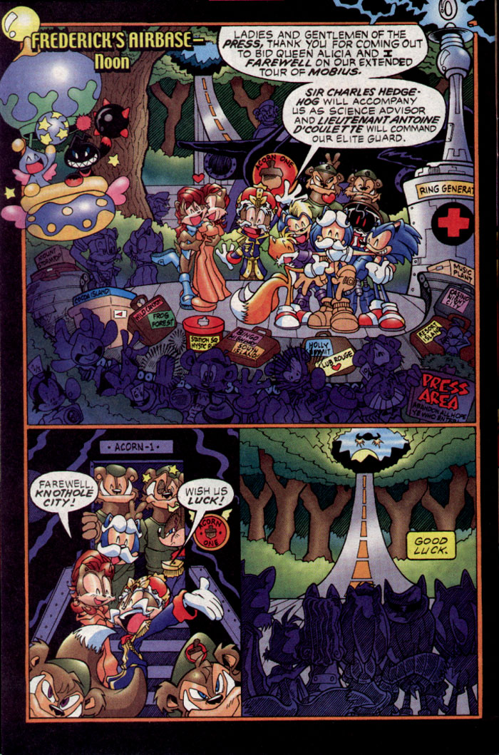 Sonic - Archie Adventure Series September 2004 Page 4