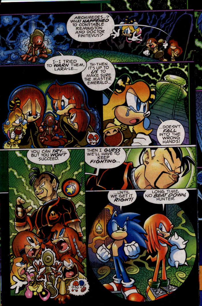 Sonic - Archie Adventure Series December 2004 Page 6