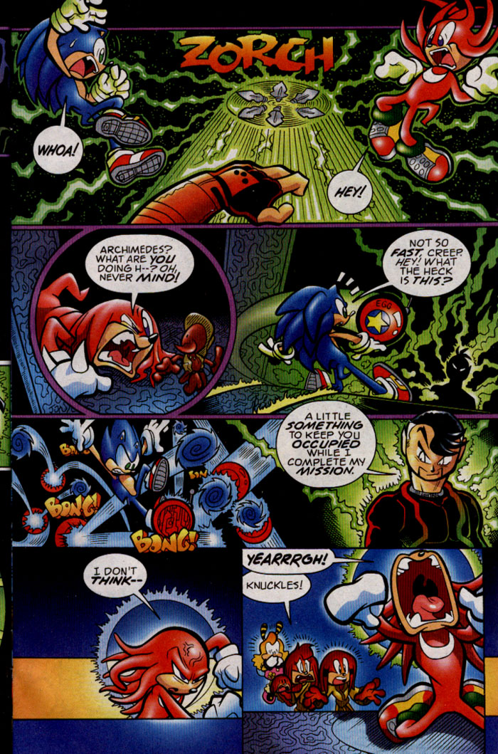 Sonic - Archie Adventure Series December 2004 Page 7