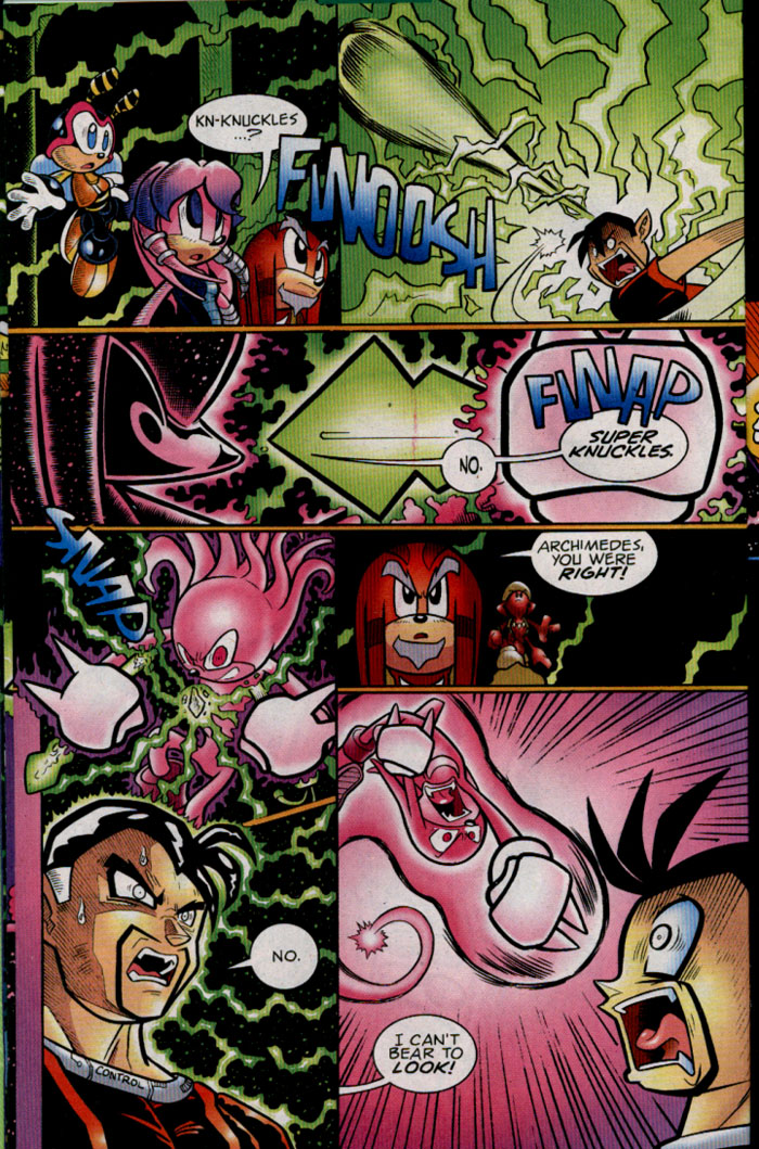 Sonic - Archie Adventure Series December 2004 Page 12