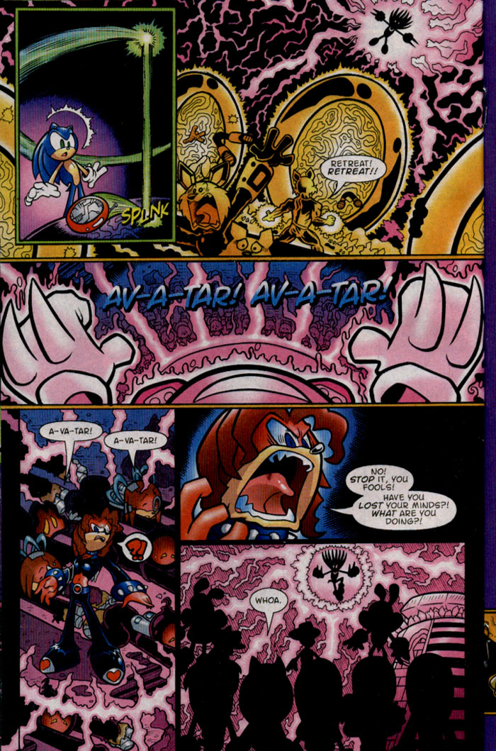 Sonic - Archie Adventure Series December 2004 Page 14