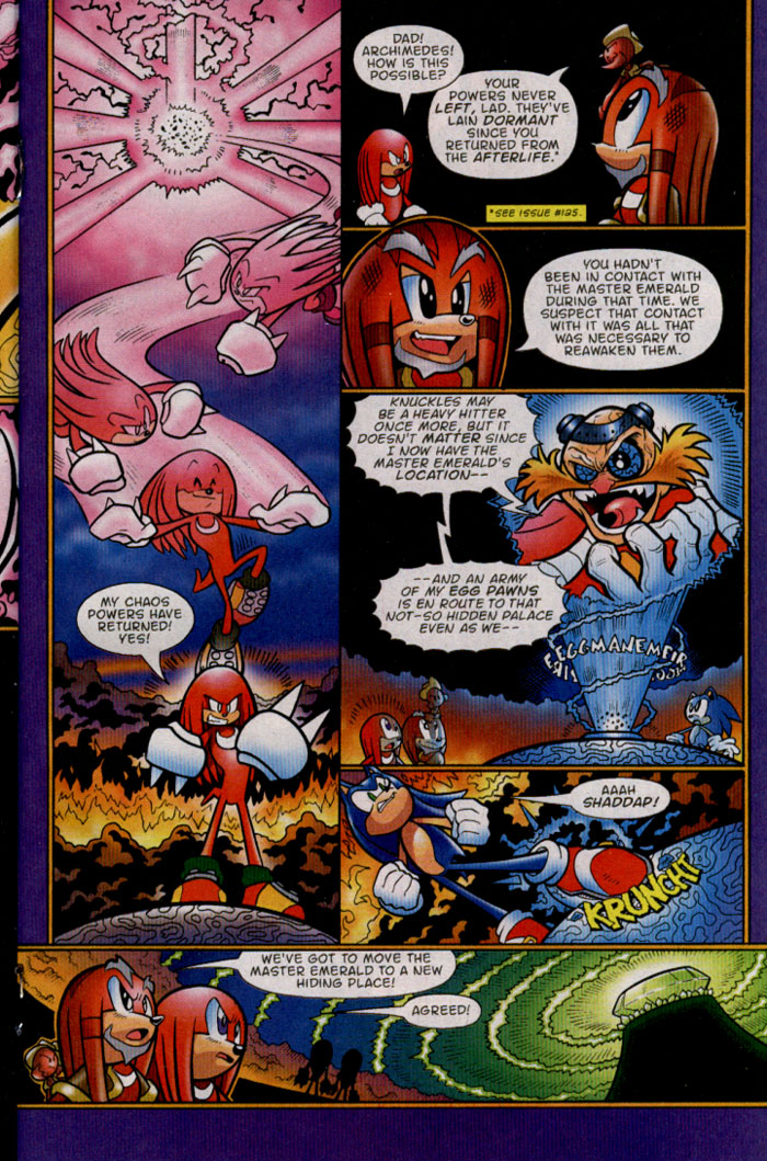 Sonic - Archie Adventure Series December 2004 Page 15