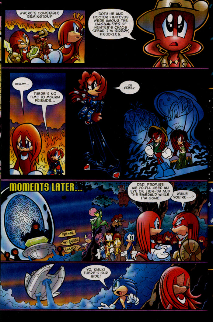 Sonic - Archie Adventure Series December 2004 Page 16
