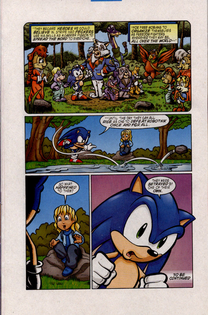Sonic - Archie Adventure Series January 2005 Page 12