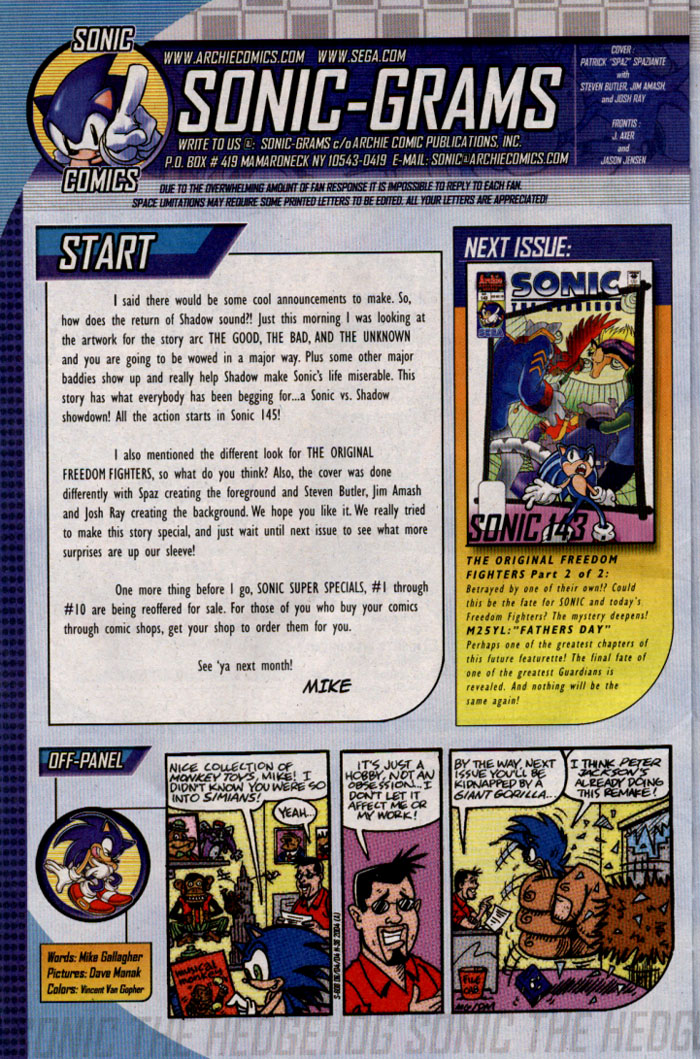 Sonic - Archie Adventure Series January 2005 Page 24