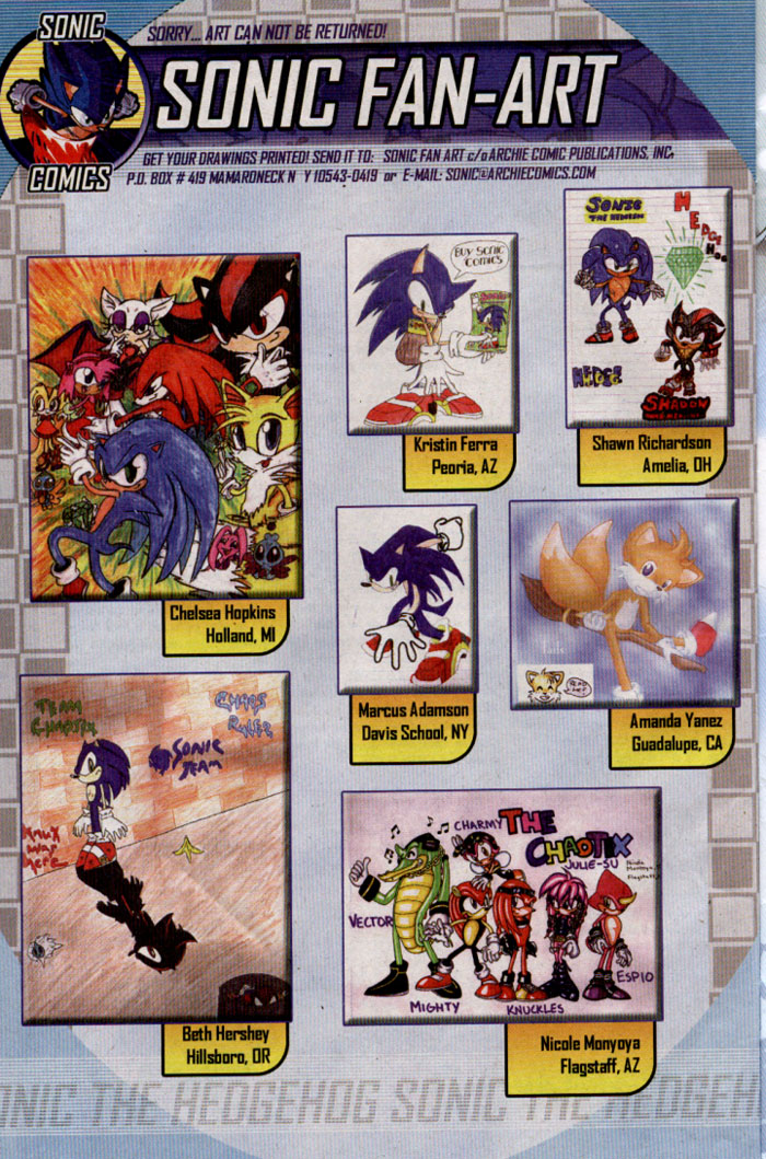Sonic - Archie Adventure Series January 2005 Page 26