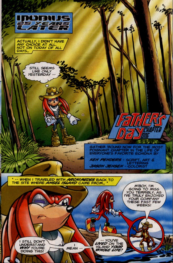 Sonic - Archie Adventure Series February 2005 Page 14