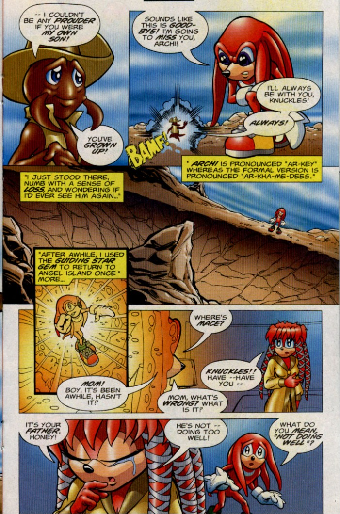 Sonic - Archie Adventure Series February 2005 Page 16