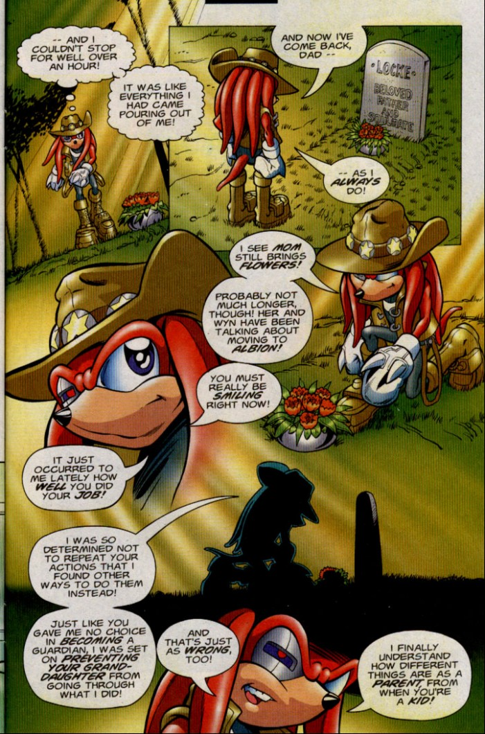 Sonic - Archie Adventure Series February 2005 Page 24