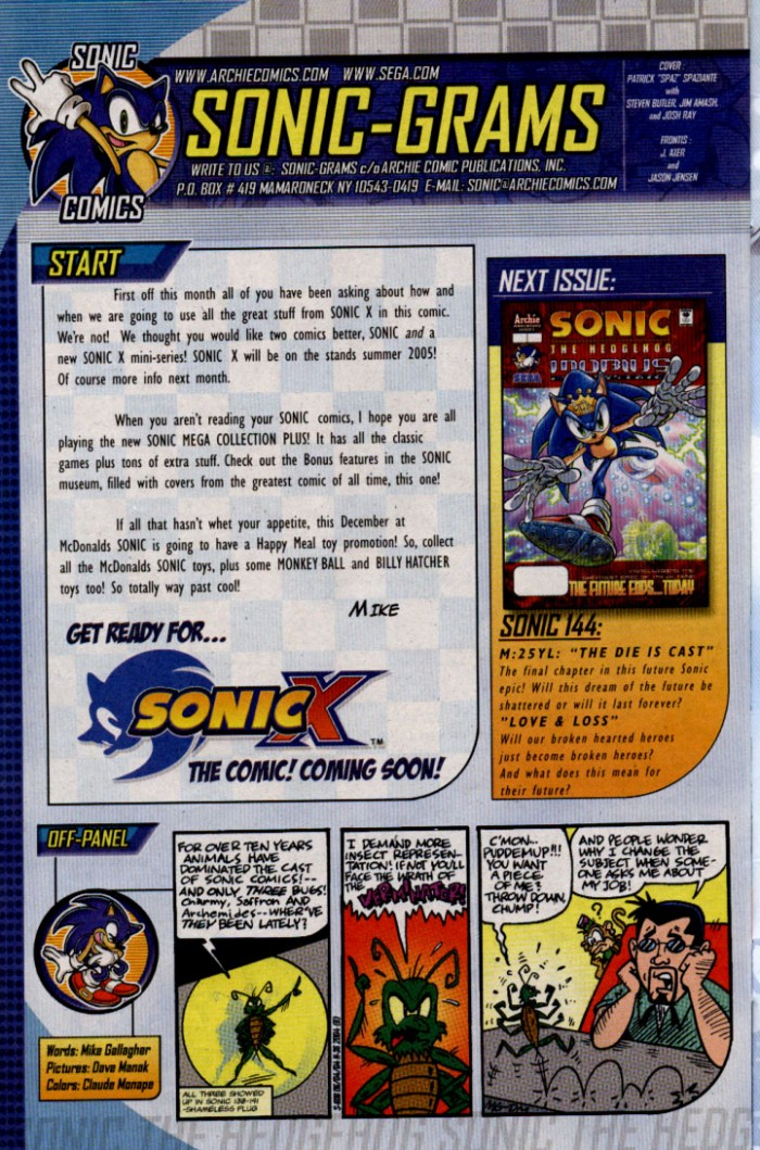 Sonic - Archie Adventure Series February 2005 Page 28