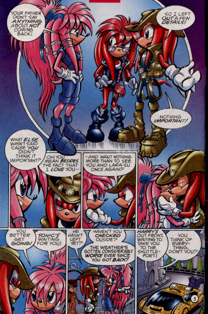 Sonic - Archie Adventure Series February 2005 Page 4