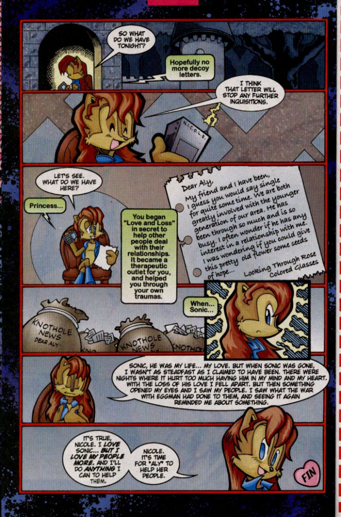 Sonic - Archie Adventure Series February 2005 Page 21