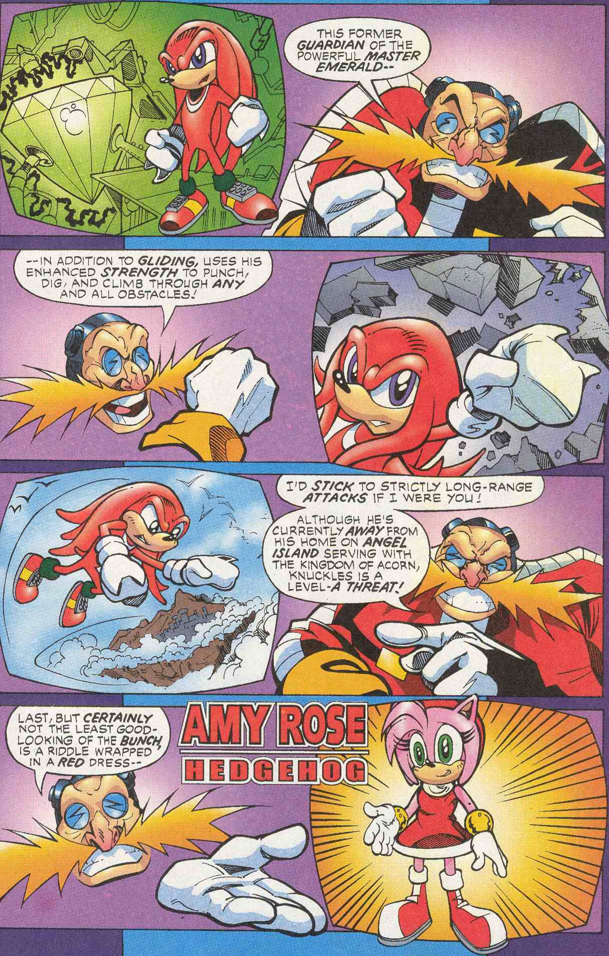 Sonic - Archie Adventure Series March 2005 Page 14