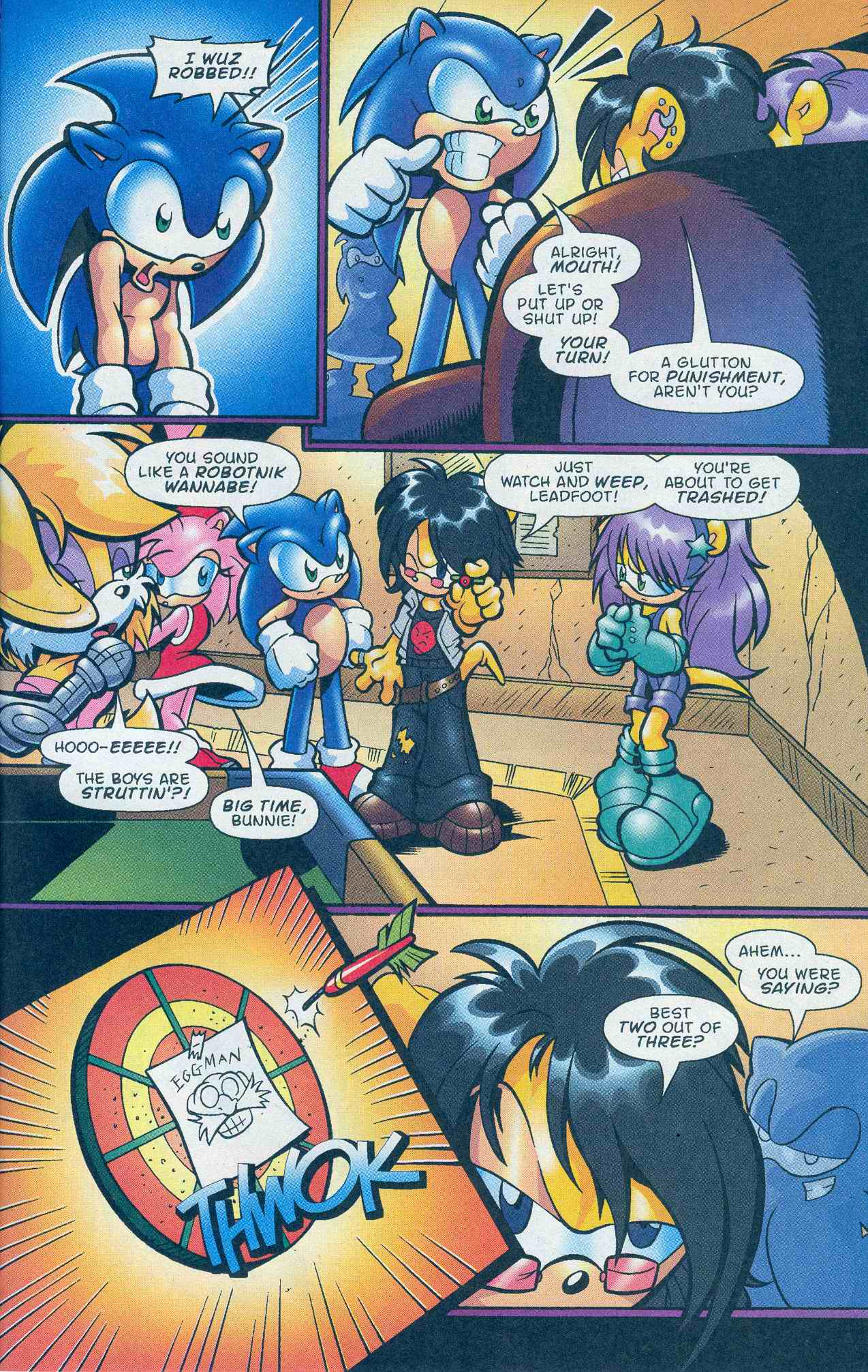 Sonic - Archie Adventure Series March 2005 Page 18