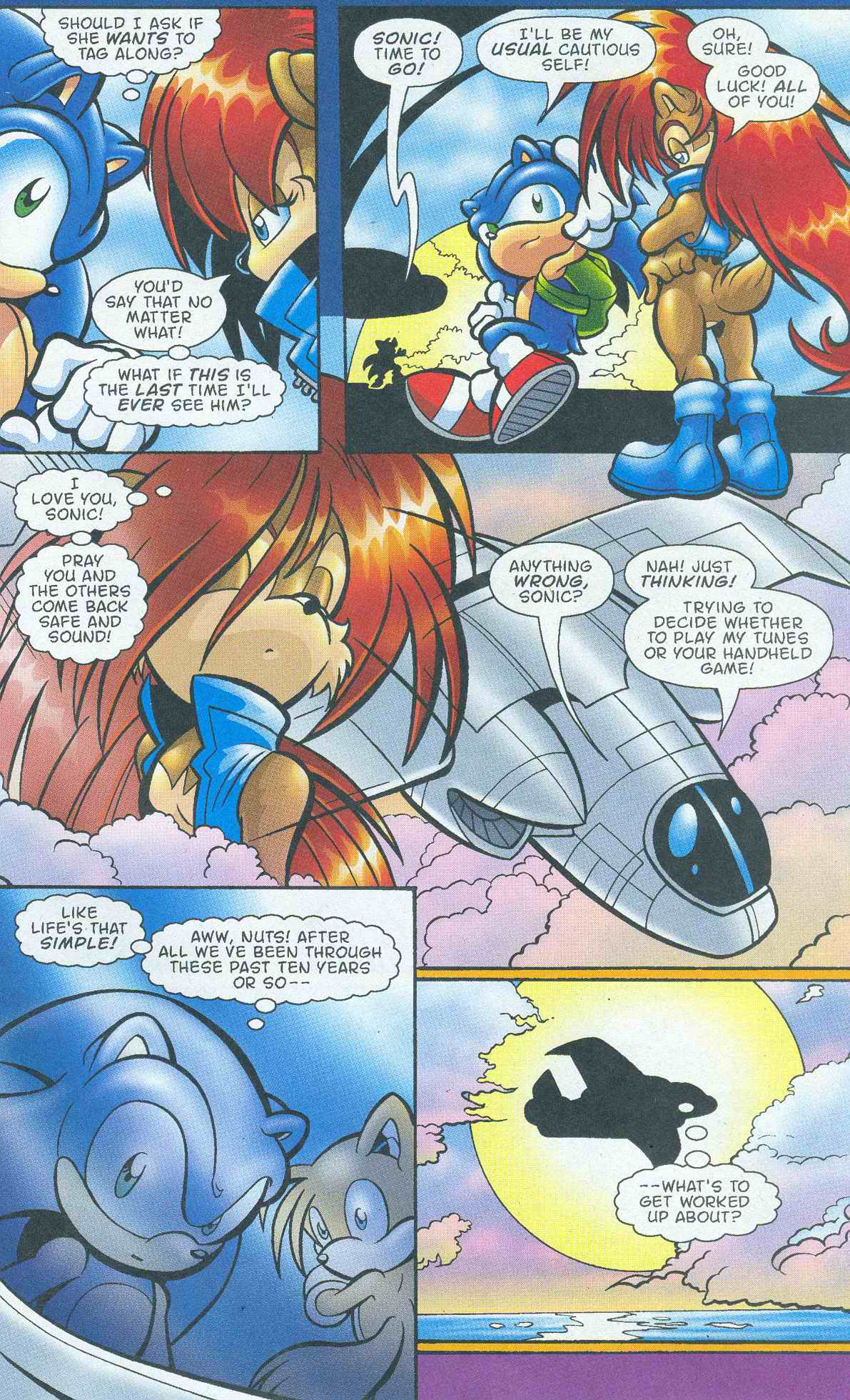 Sonic - Archie Adventure Series March 2005 Page 23