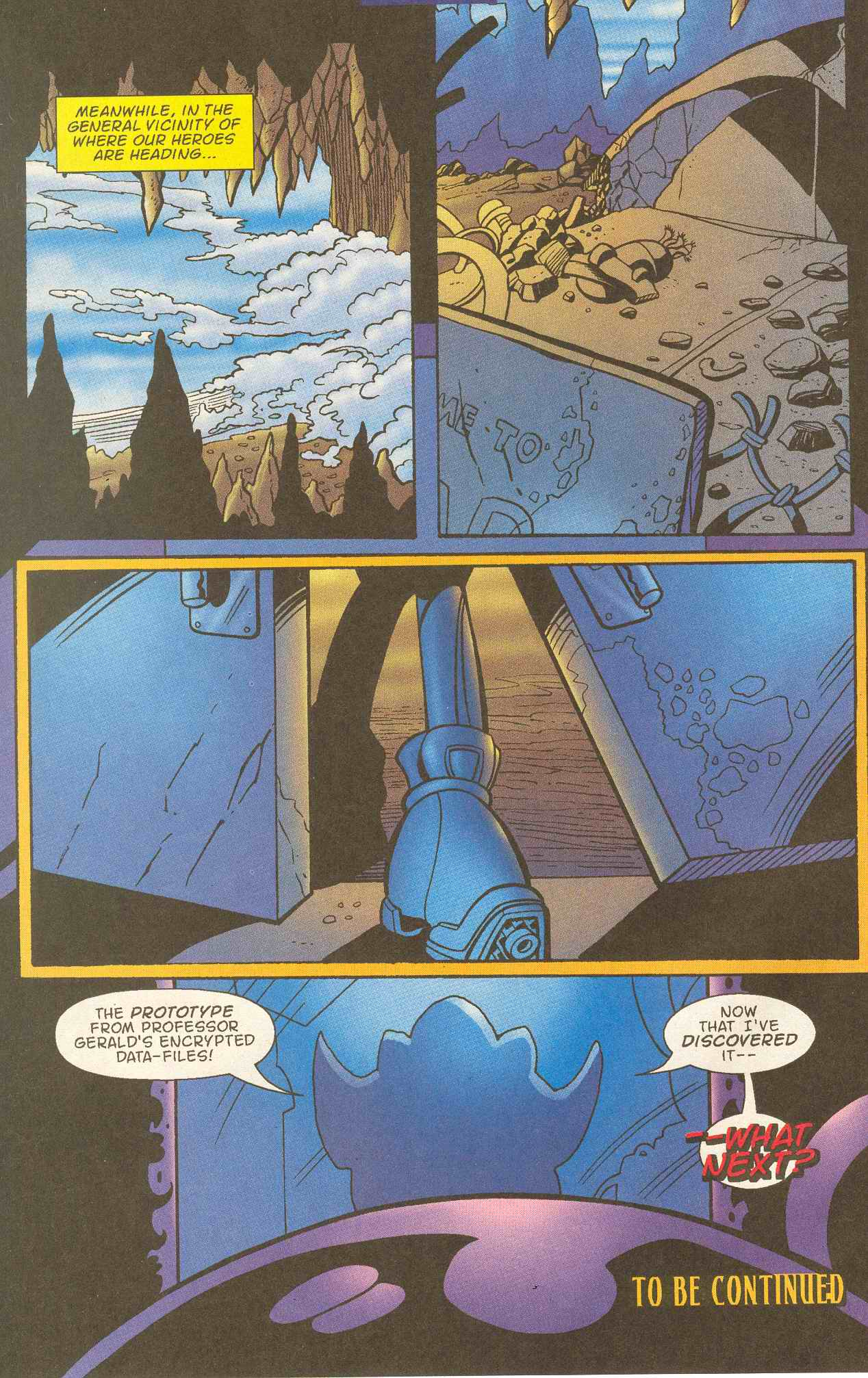 Sonic - Archie Adventure Series March 2005 Page 24