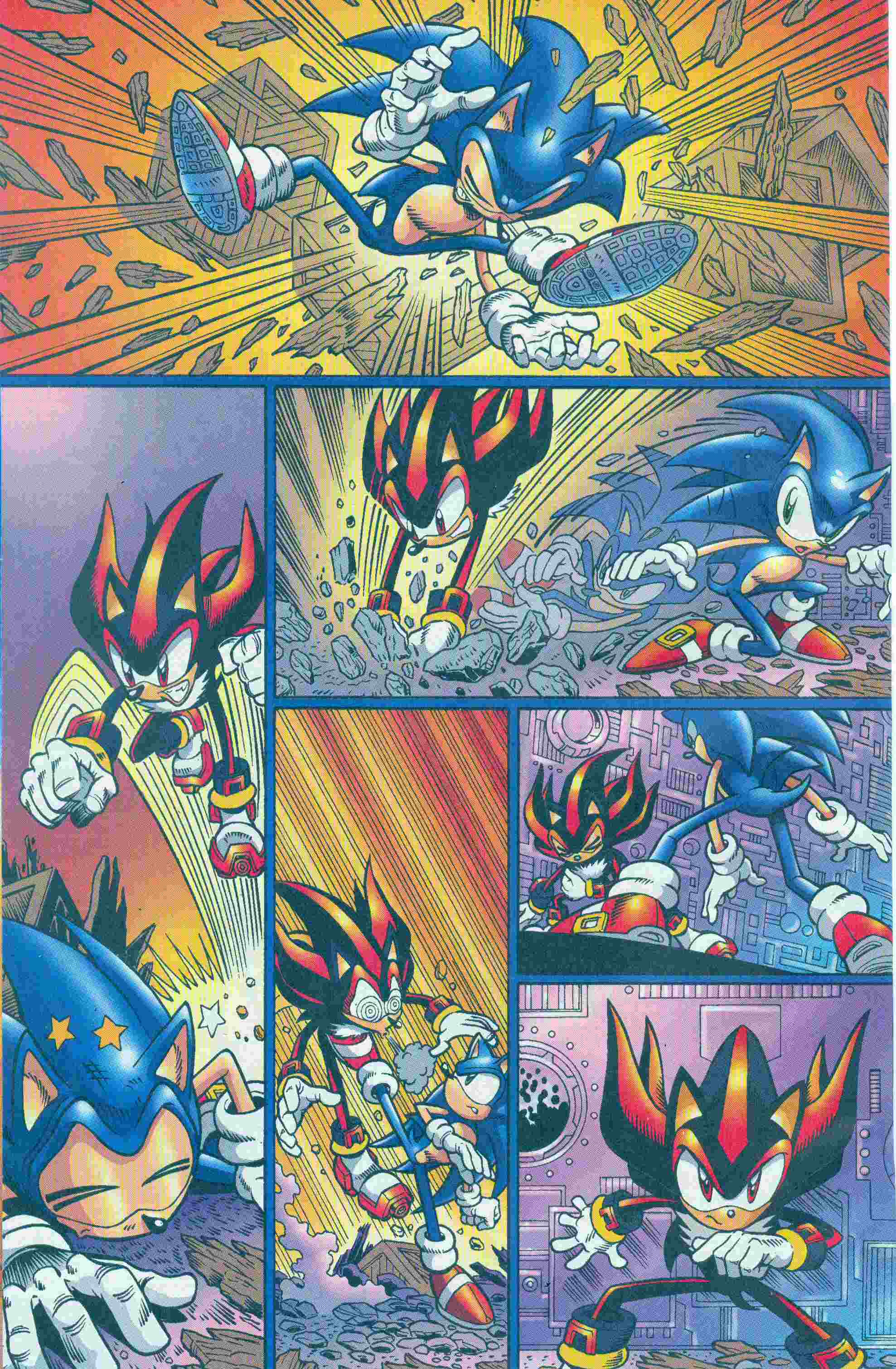 Sonic - Archie Adventure Series May 2005 Page 2