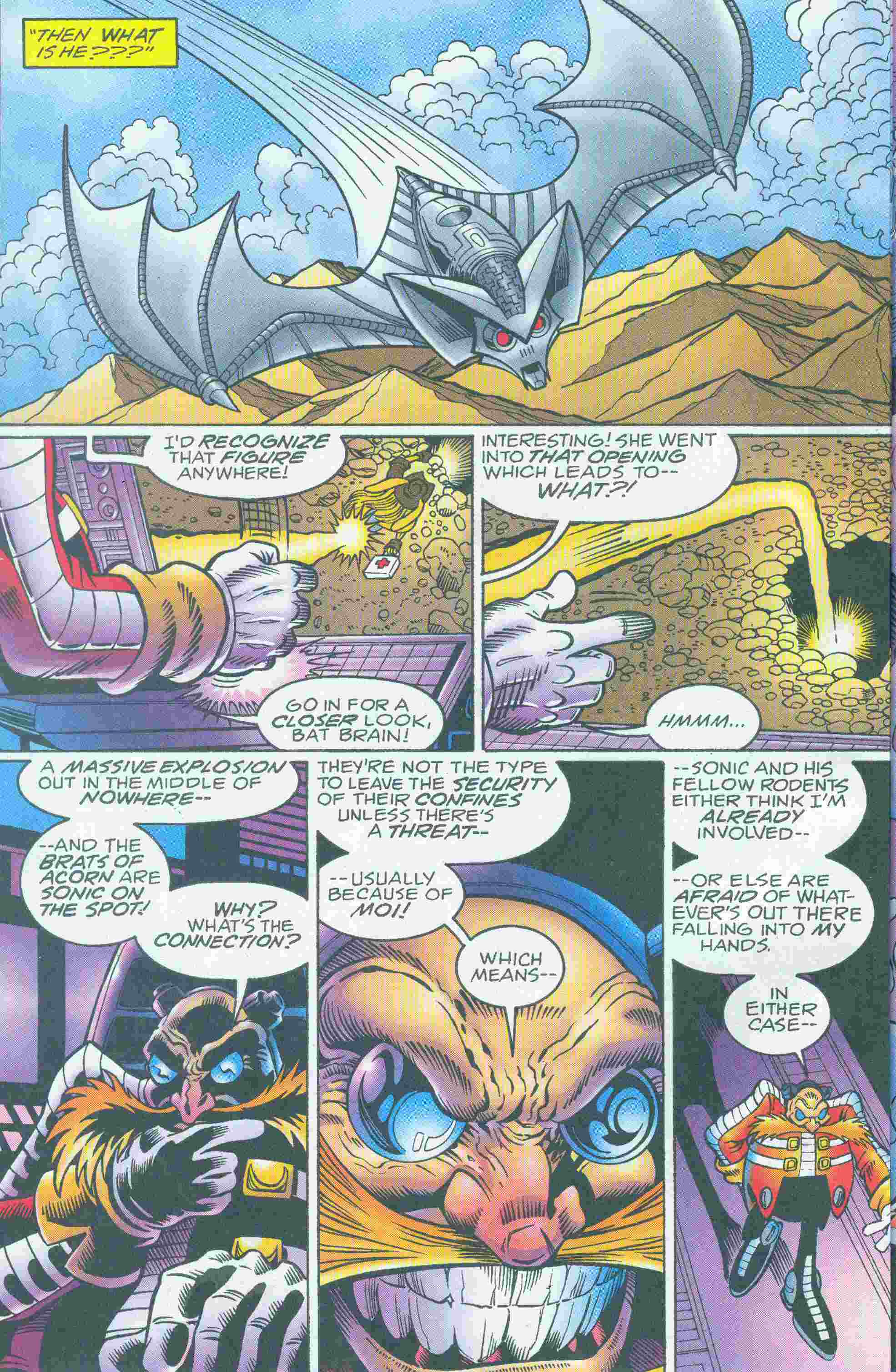 Sonic - Archie Adventure Series May 2005 Page 11