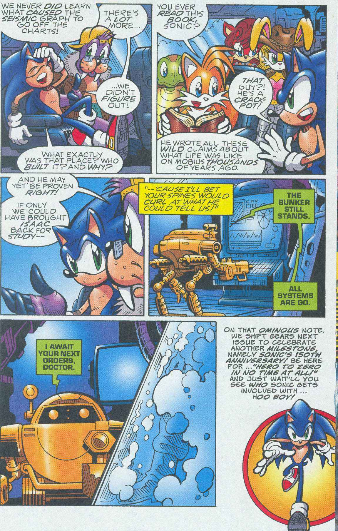 Sonic - Archie Adventure Series July 2005 Page 12