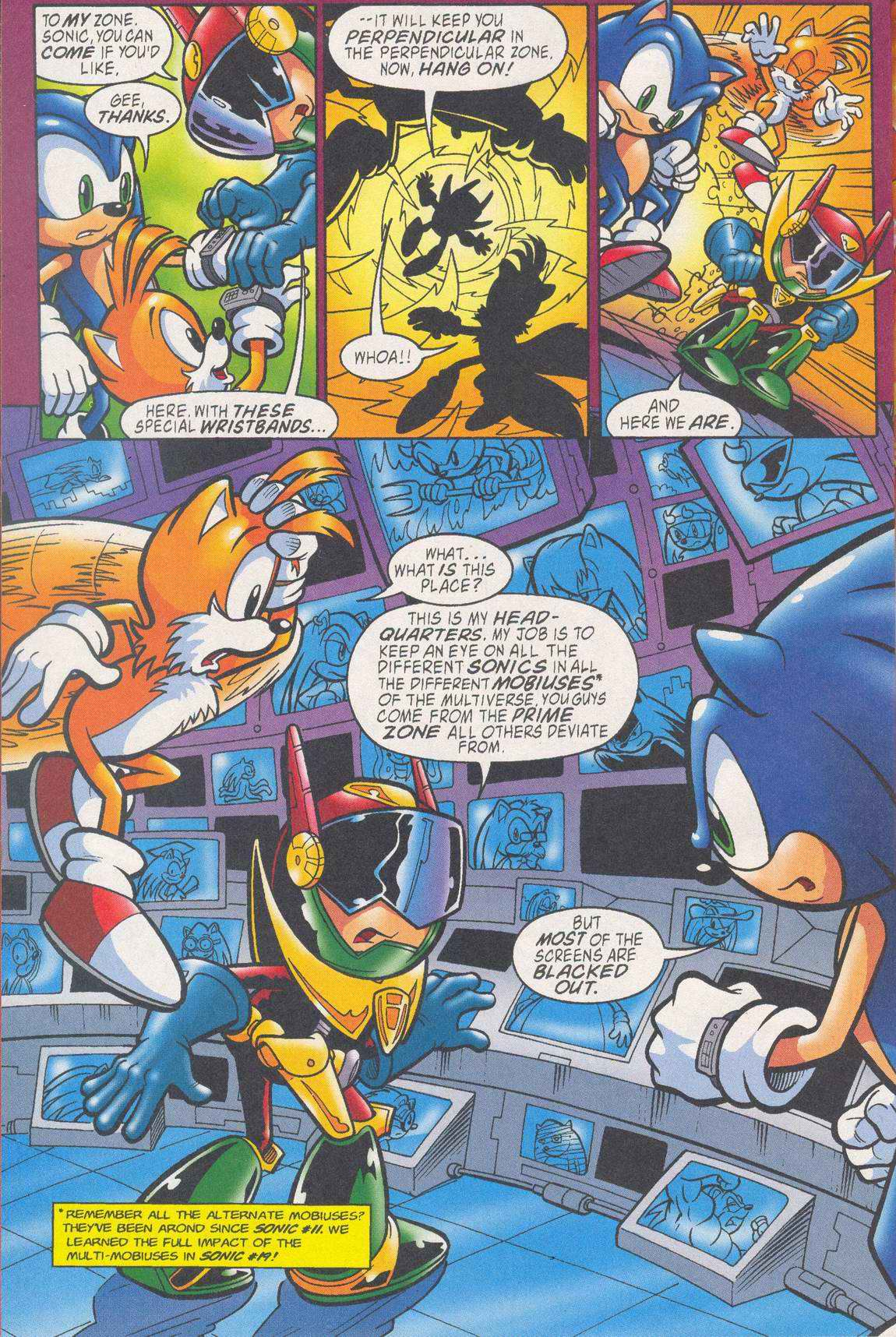 Sonic - Archie Adventure Series July 2005 Page 16