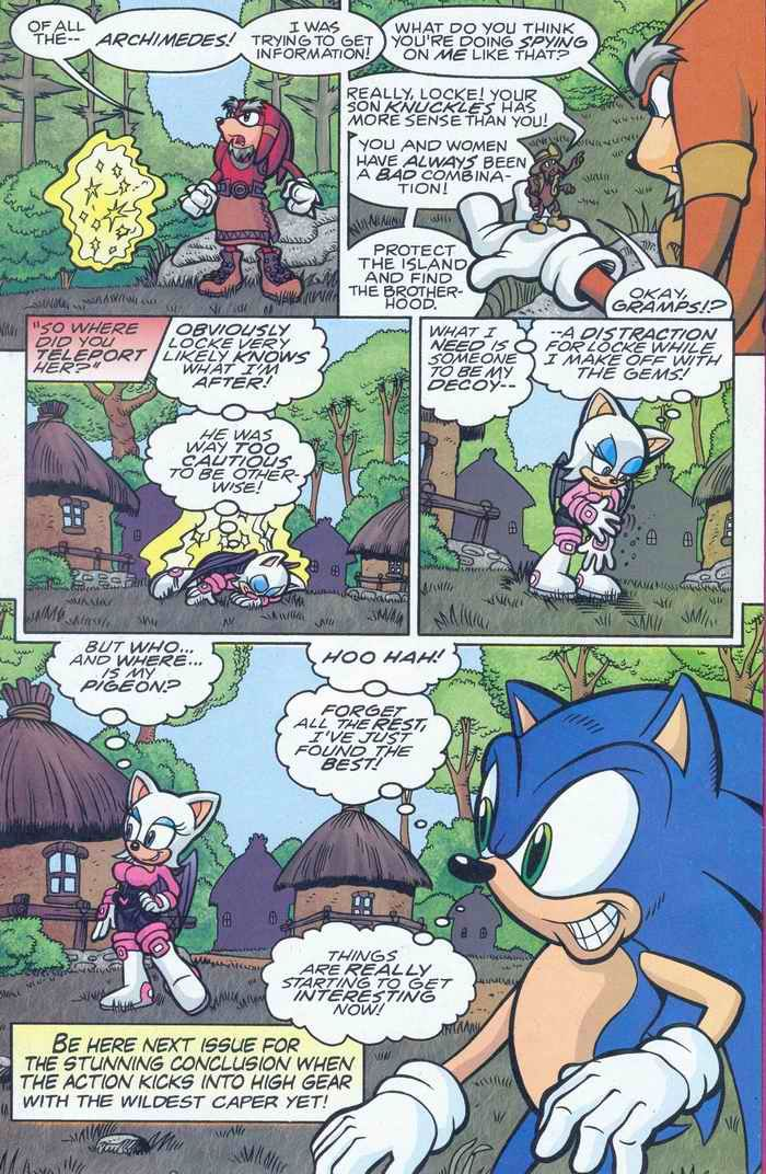 Sonic - Archie Adventure Series August 2005 Page 13