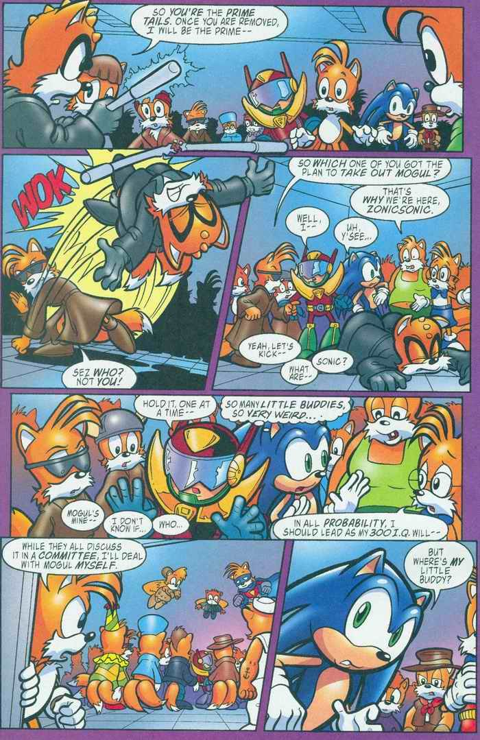 Sonic - Archie Adventure Series August 2005 Page 16