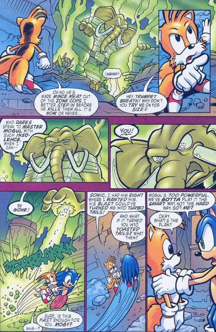 Sonic - Archie Adventure Series August 2005 Page 17