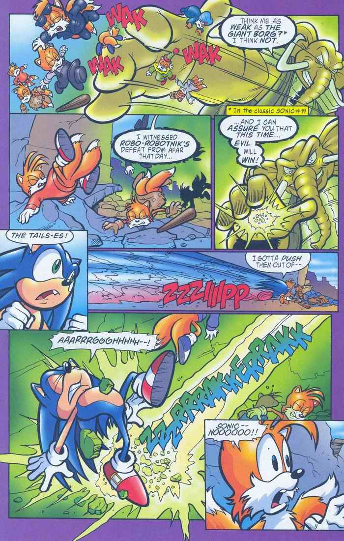 Sonic - Archie Adventure Series August 2005 Page 20
