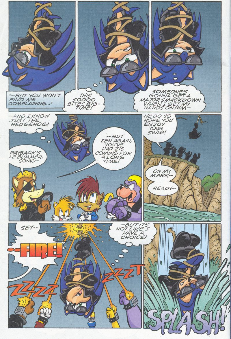 Sonic - Archie Adventure Series September 2005 Page 04