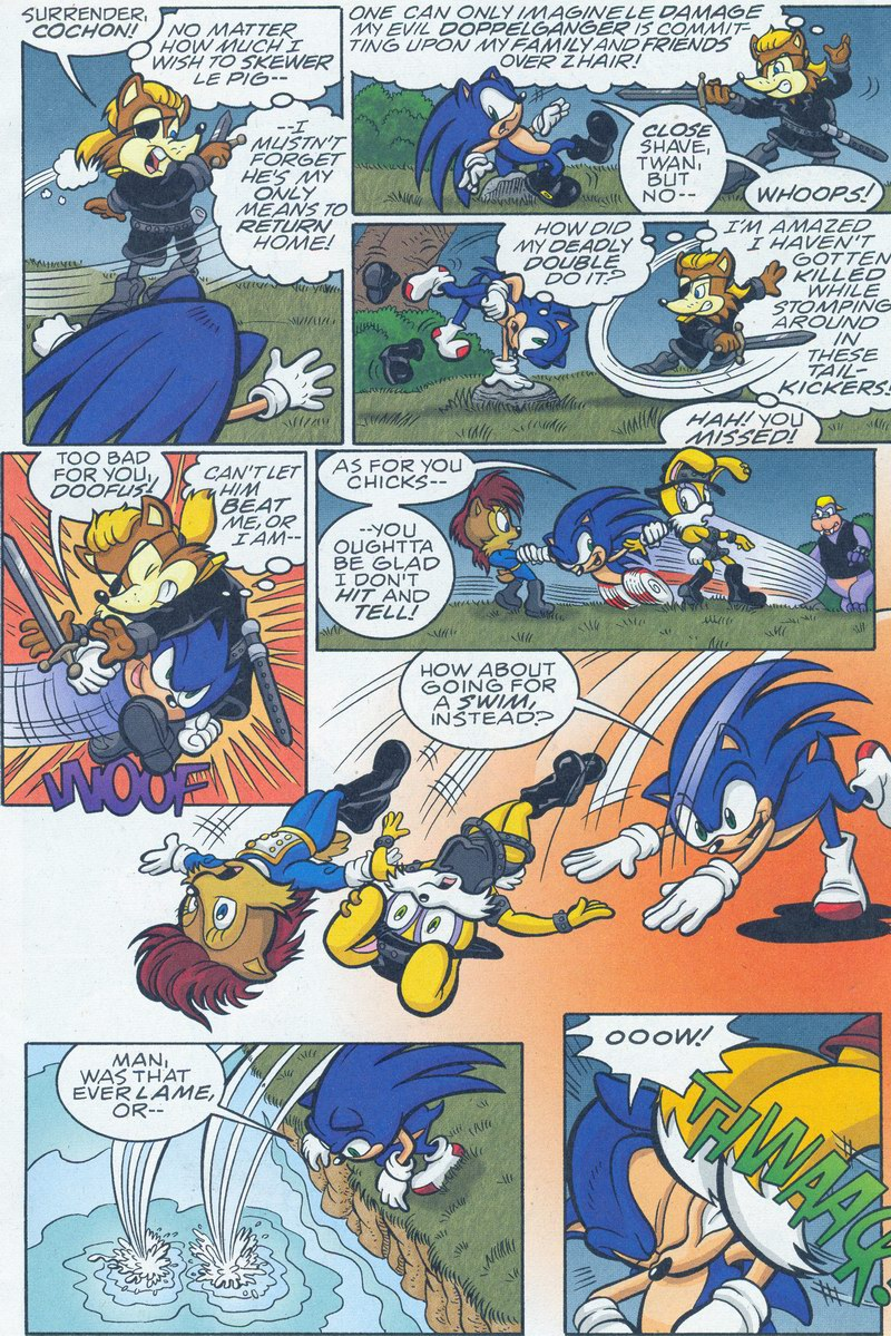 Sonic - Archie Adventure Series September 2005 Page 07