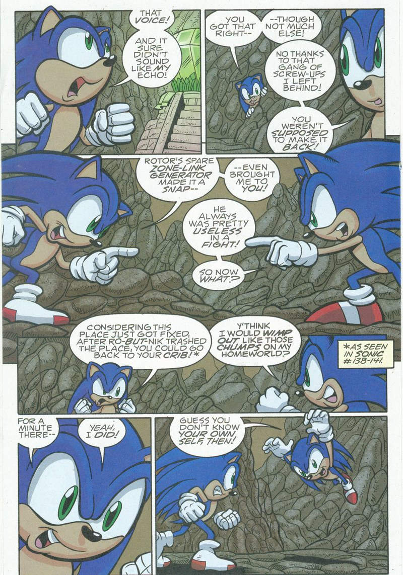Sonic - Archie Adventure Series September 2005 Page 10