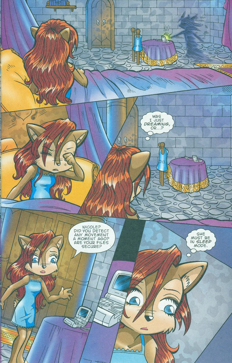 Sonic - Archie Adventure Series September 2005 Page 17