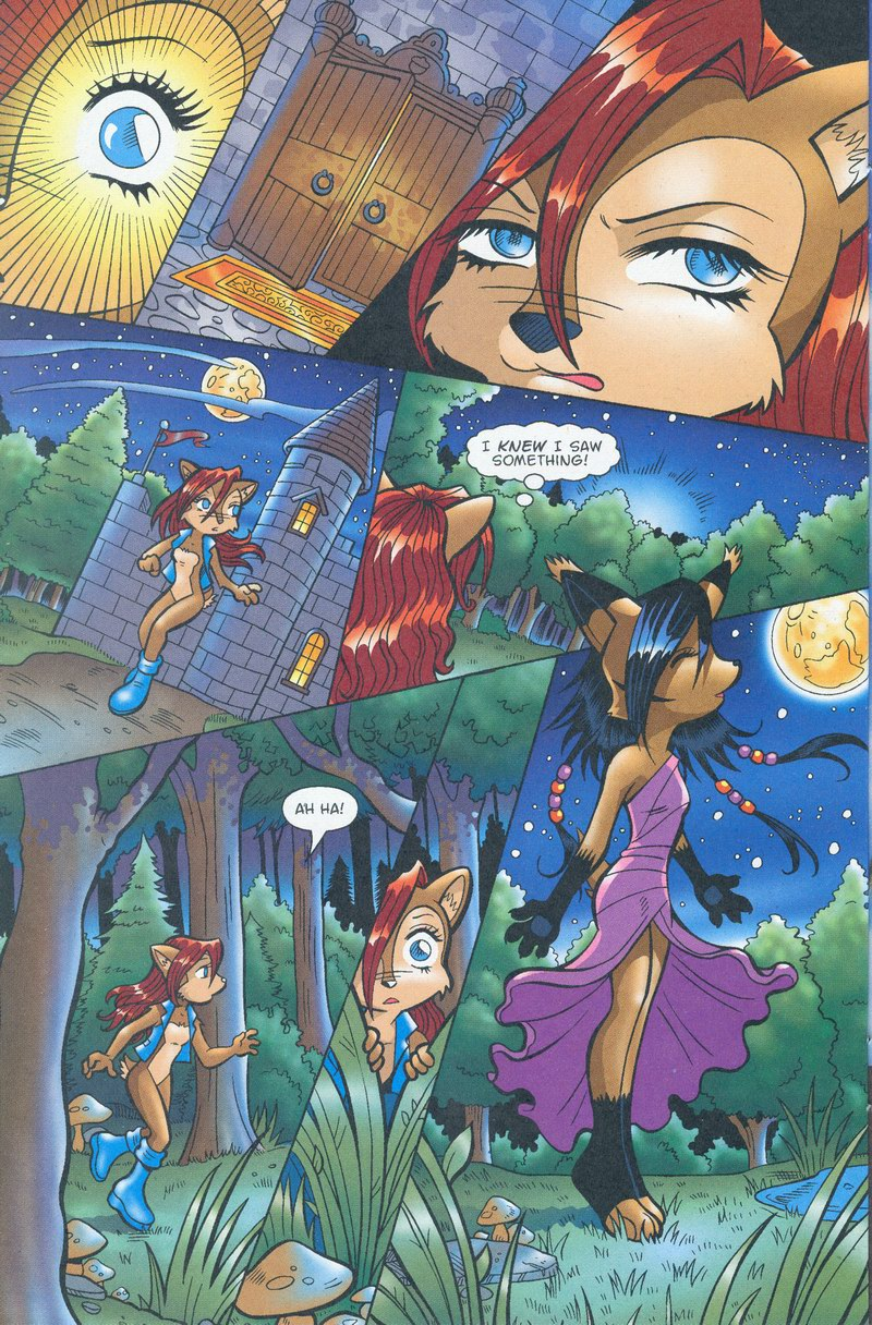 Sonic - Archie Adventure Series September 2005 Page 18