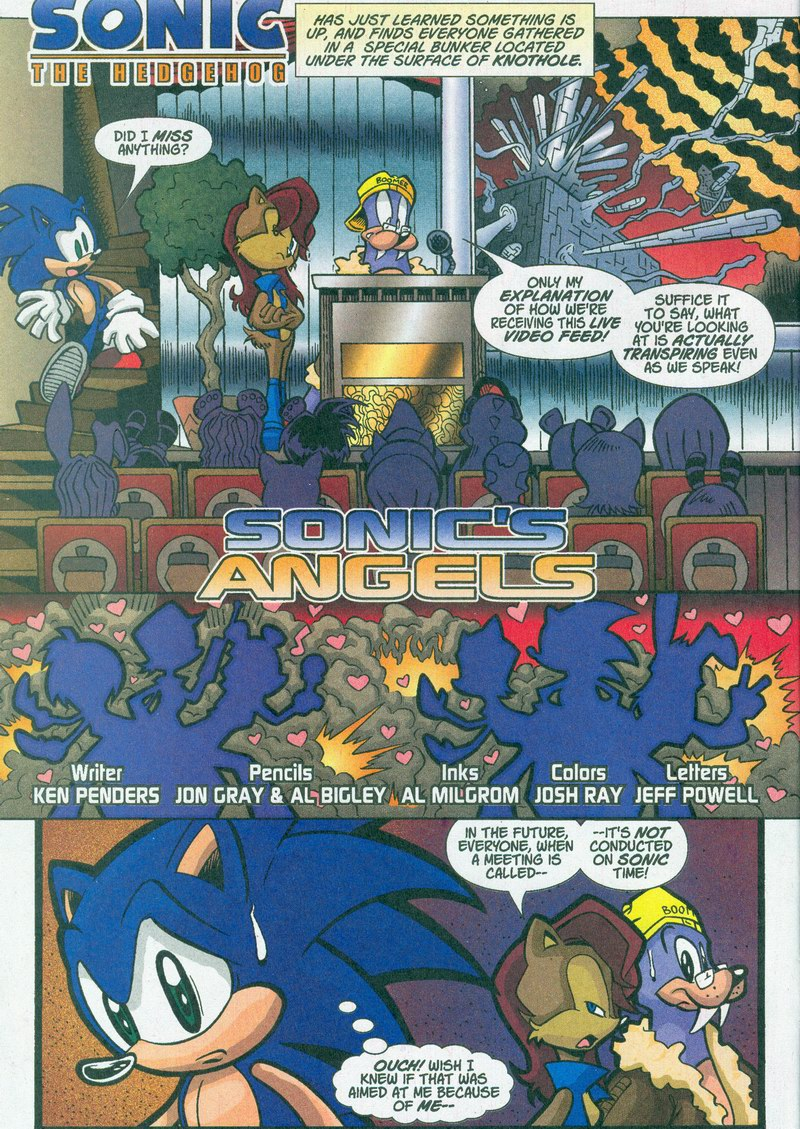 Sonic - Archie Adventure Series October 2005 Page 06