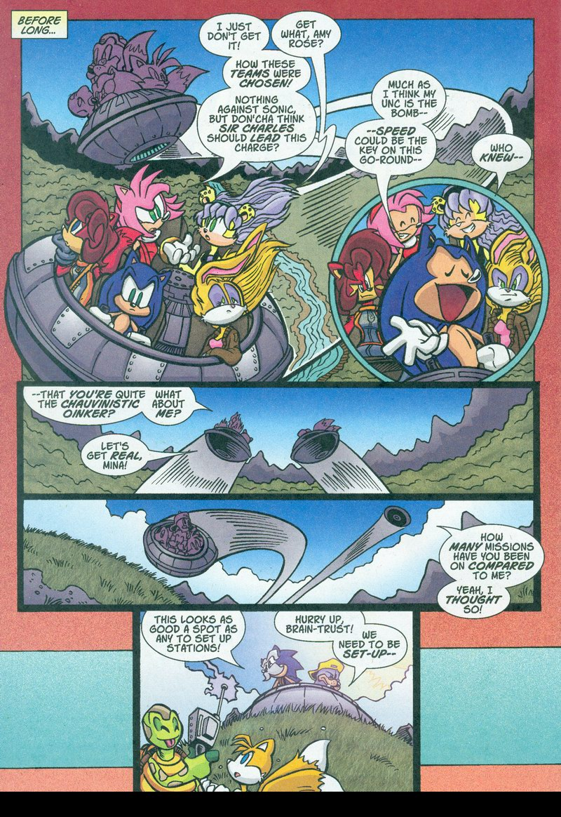 Sonic - Archie Adventure Series October 2005 Page 08