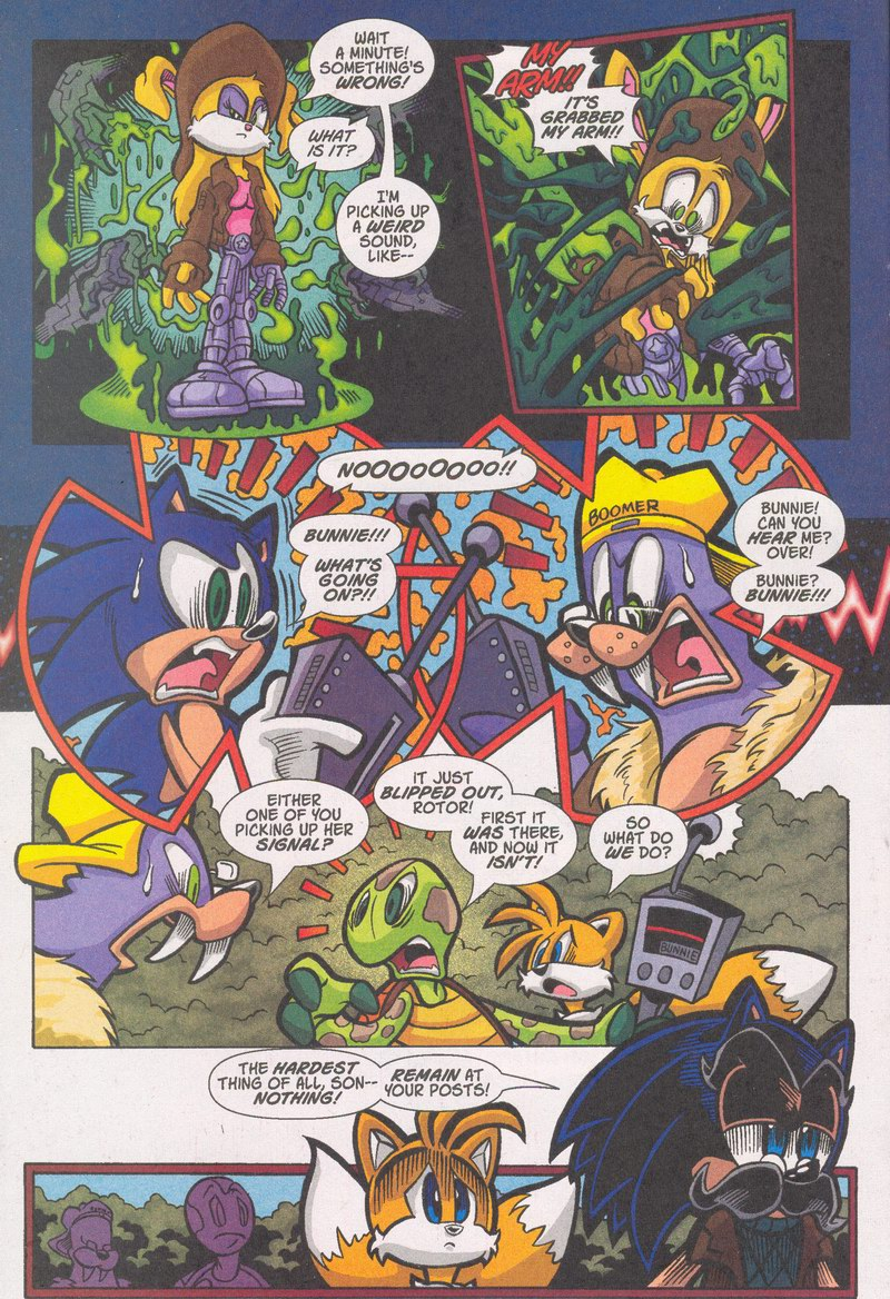 Sonic - Archie Adventure Series October 2005 Page 12