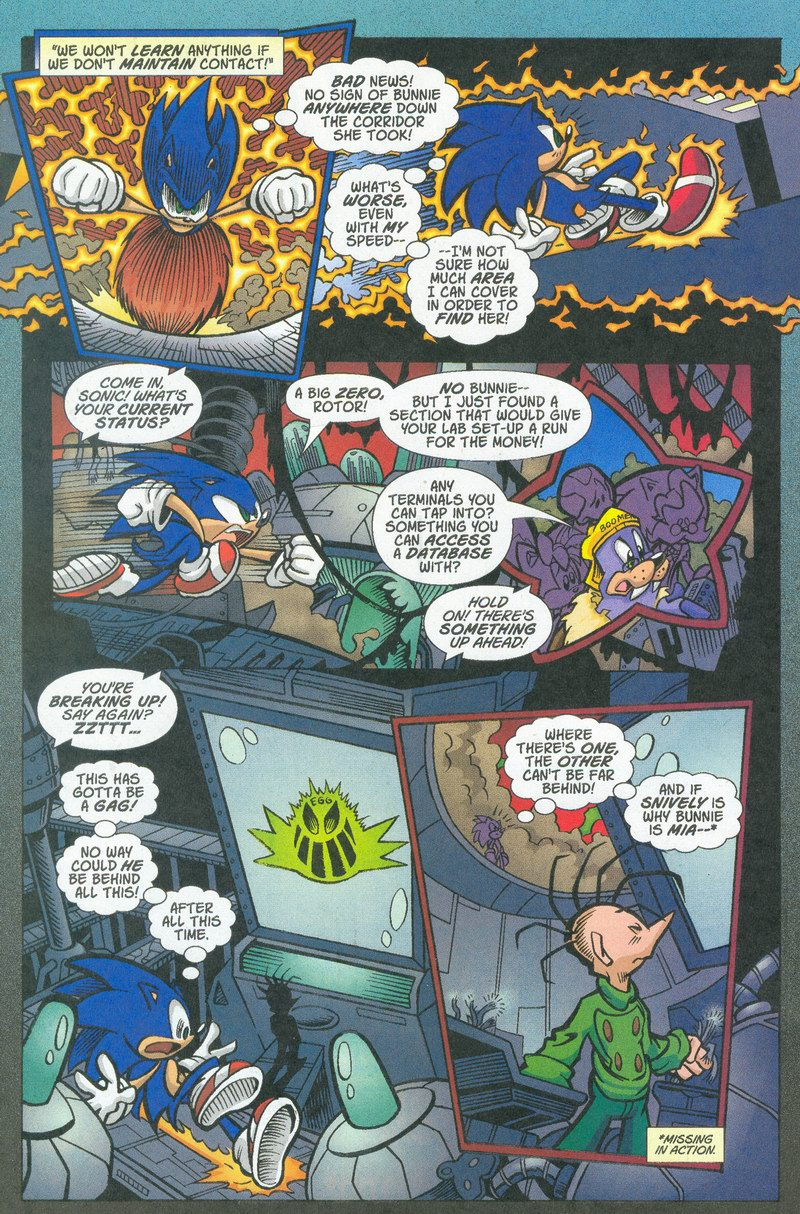 Sonic - Archie Adventure Series October 2005 Page 13