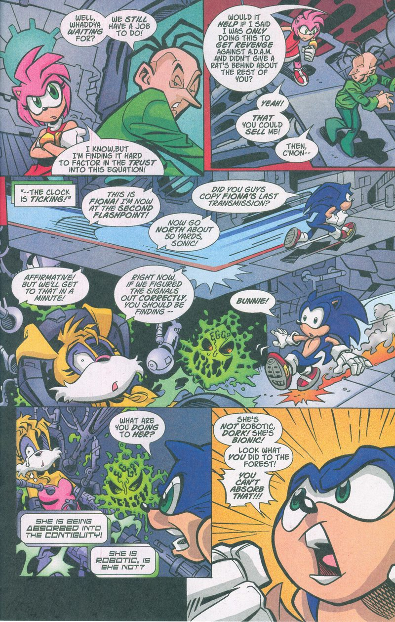 Sonic - Archie Adventure Series October 2005 Page 18