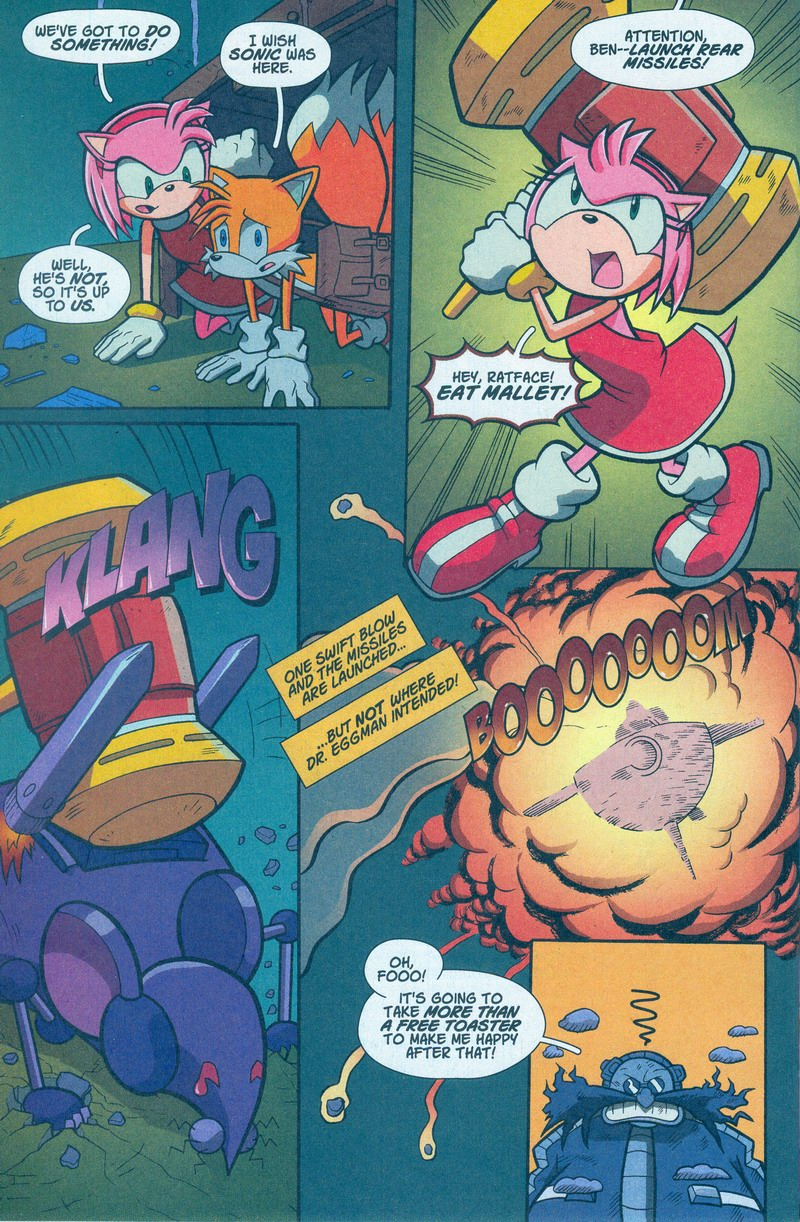 Sonic X - October 2005 Page 15