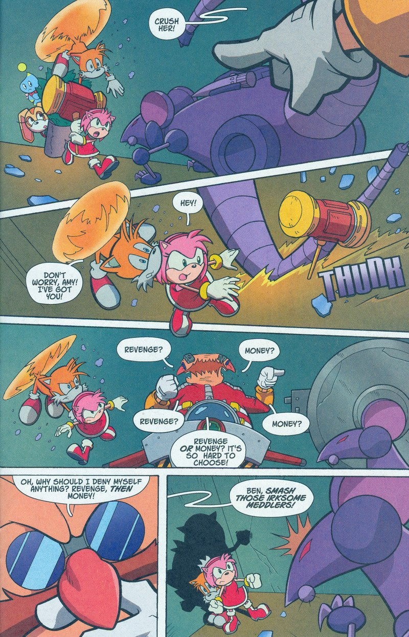 Sonic X - October 2005 Page 16