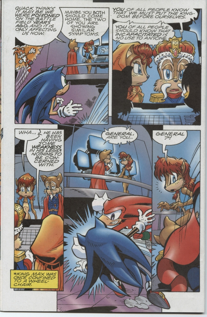 Sonic - Archie Adventure Series November 2005 Page 5
